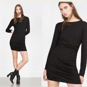 Zara w&b collection dress